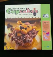 Cupcake Decorated Kit Craft Box