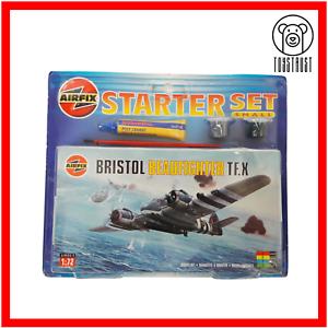 Bristol Beaufighter TFX Starter Set Model Kit 1:72 Series 2 Airfix Flying Hours