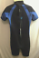 thumbnail 2 - Deep See Wetsuit Shorty Scuba Diving Snorkeling Watersports S (8T)