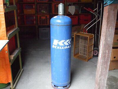 33 Kg Gasflasche Kellgas - Leer - Tauschflasche - Pfandflasche Geschickte Herstellung