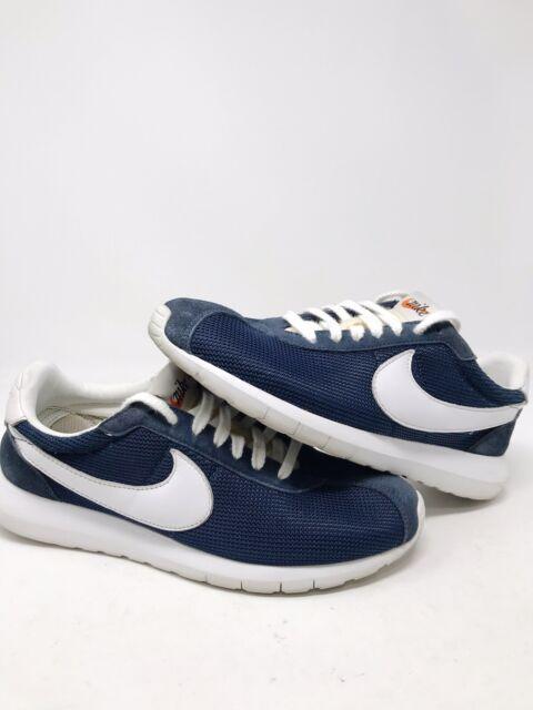 mezcla Día Pertenecer a  Nike Roshe Ld-1000 QS Mens 802022-401 Obsidian White Mesh Running Shoes  Size 9 for sale online   eBay
