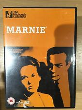 Sean Connery Tippi Hedren MARNIE ~ 1964 Alfred Hitchcock Classic   UK DVD