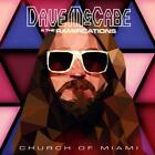 Church Of Miami (LP+CD) von Dave & The Ramifications McCabe (2015)