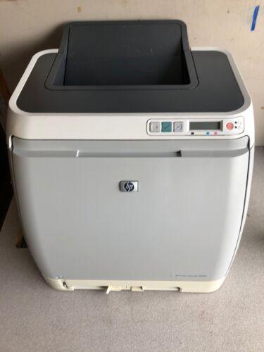 HP Color Laserjet 2600N Q6455A Workgroup Network Printer Page Count Under 7k