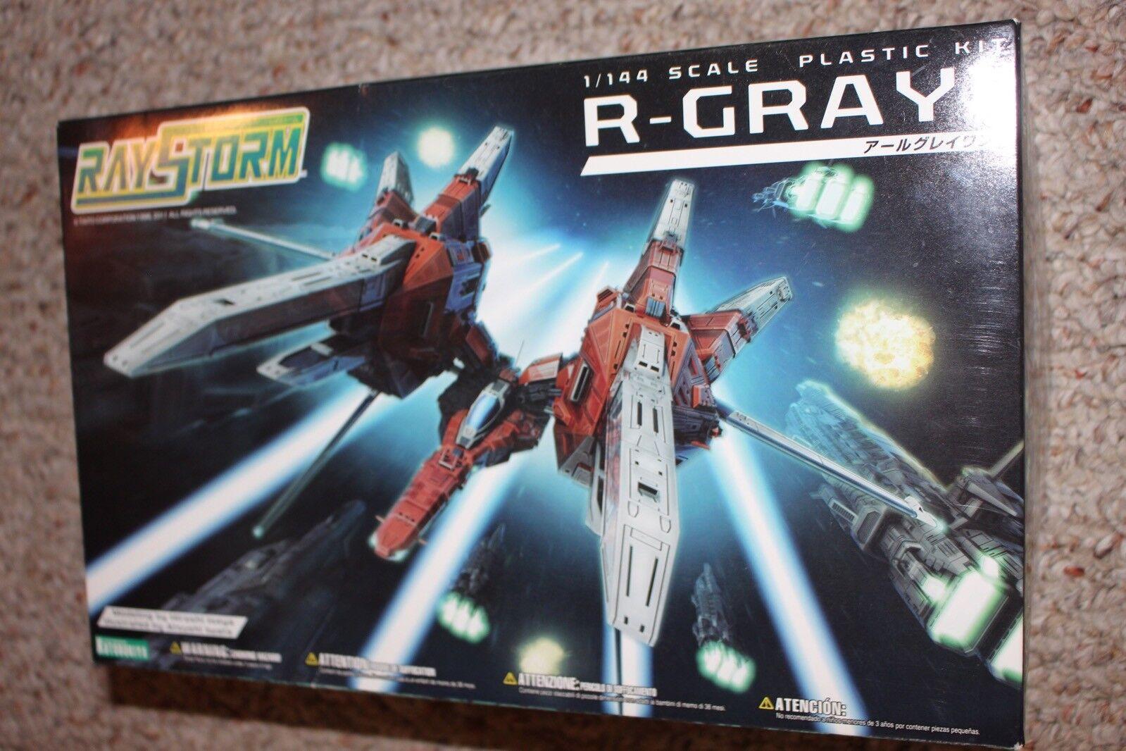 RAYSTORM R-Gris 1 1/144 escala kit plástico plástico plástico Japón Nuevo a5933b
