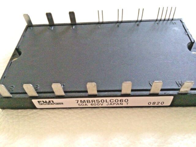 7MBR50LC060 FUJI IPM MODULE