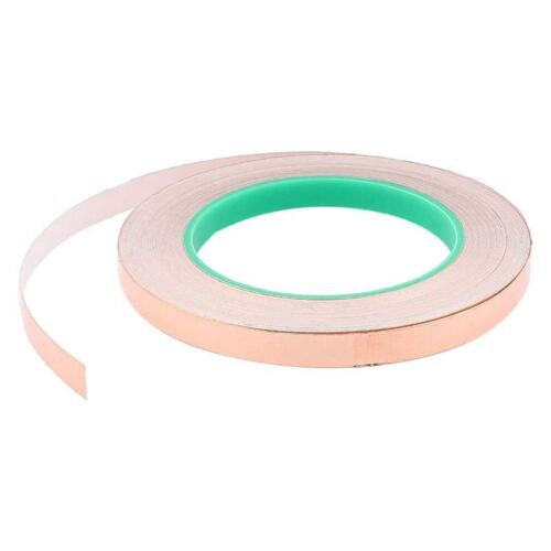 Replacing Worn Copper Foil Tape for 9v Trains 10mm 1Meter