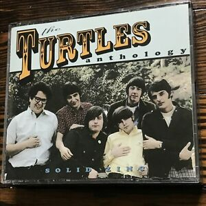 Solid-Zinc-The-Turtles-Anthology-Rhino-R2-78304-2-CD-Set-The-Turtles
