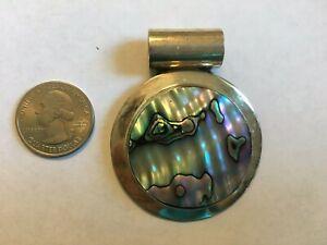 Abalone Shell Slide