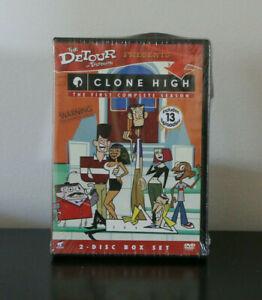 Clone-High-Complete-1st-Season-DVD-2-Disc-Series-13-Episodes-Luke-Perry-read-d