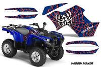 Yamaha Grizzly 700/550 Amr Racing Graphic Kit Wrap Quad Decals Atv 07-14 Widow B