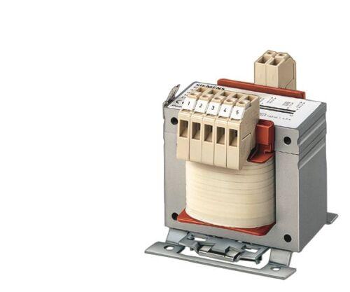 4AM3242-8DD40-0FA0 Pri 550-208 V sec 115 V 0.063KVA Siemens transformateur 1-PH