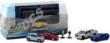 GREENLIGHT Motor World Multi-Car Dioramas  Modern Chevrolet Dealership 1/64
