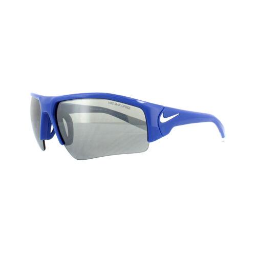 Grigio Ace Sole Occhiali Da 400 Fumè Blu Nike Pro Xv Ev0861 Skylon Reale PgIUABqw