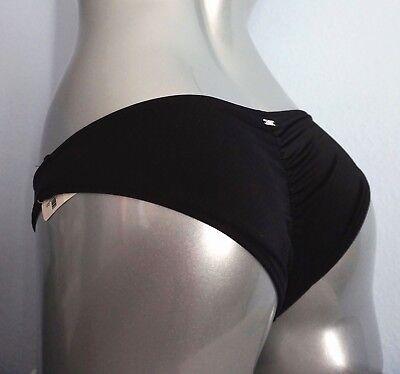 NWT Victorias Secret PINK Strappy Mini Cheekster Bikini Bottom Cheeky White XS