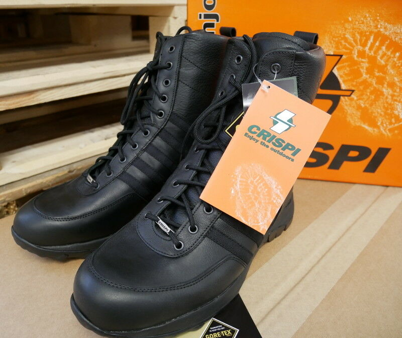 CRISPI Einsatzstiefel S.W.A.T. HTG Boot EVO GORE-TEX * Sonderpreis Combat Boot HTG Italy 1081fe