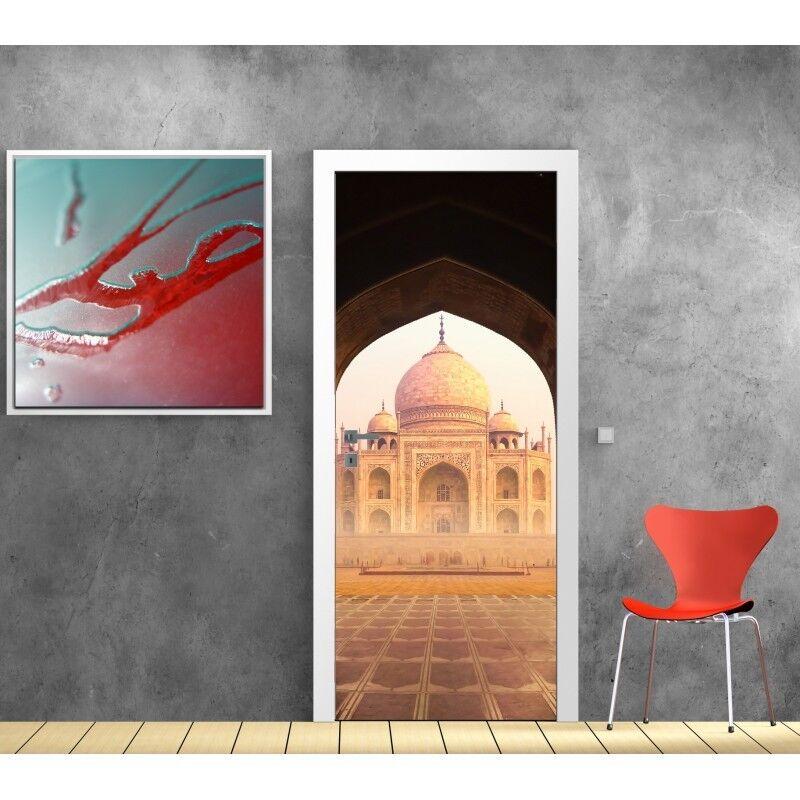 Papel Pintado Puerta Taj Mahal 811