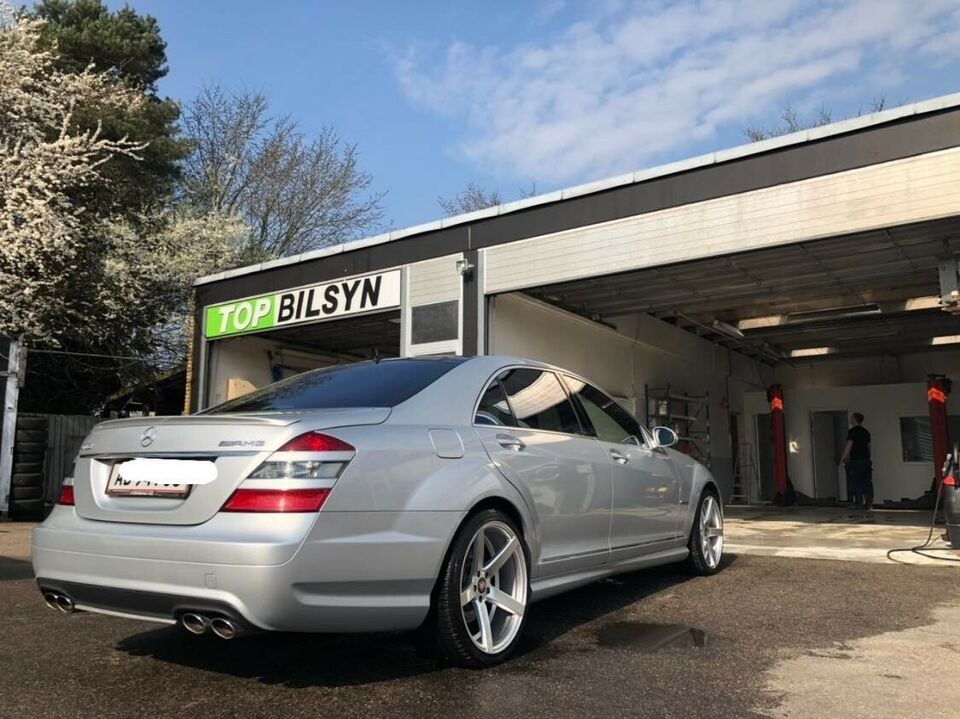 Mercedes S420, 4,0 CDi aut. lang, Diesel