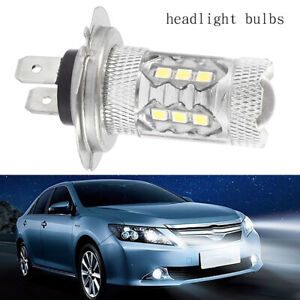 2X-H7-499-LED-6000K-Ampoules-Voiture-Avant-Xenon-Phare-Feux-Anti-brouillard-CP
