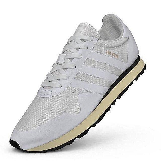 Adidas originals haben weiße laufschuhe kicks männer turnschuhe vintage 8 9 männer kicks by9710 e20ea3