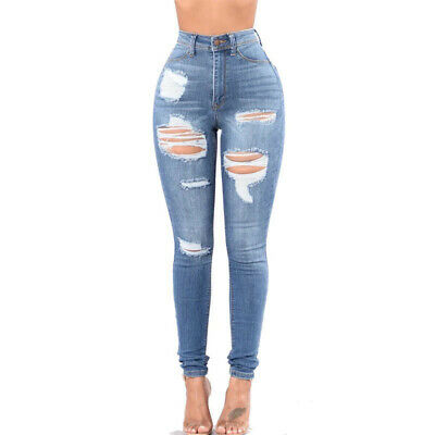 Pantalones jeans de moda 2019 para mujer