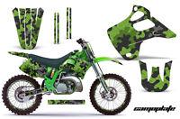 Kawasaki Kx 125/250 Graphic Kit Amr Racing Plates Decal Sticker Part 92-93 Cpg