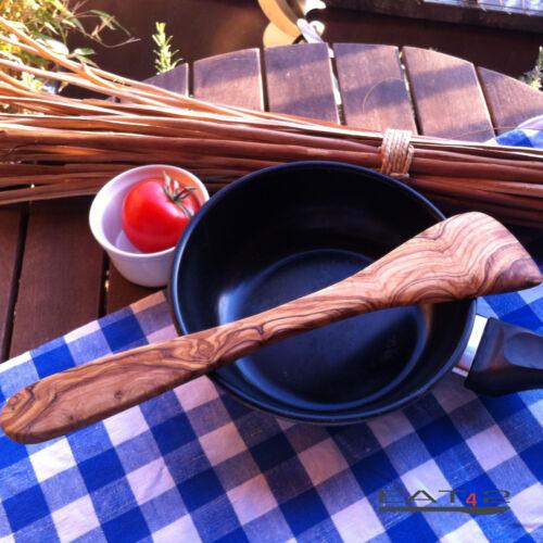 1 x espátula volteador corredera olivenholz aceitunas madera única 30cm