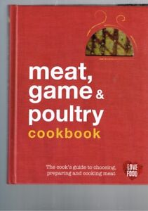 Meat-Game-amp-Poultry-Cookbook-edited-by-Sarah-Banbery-Hardback