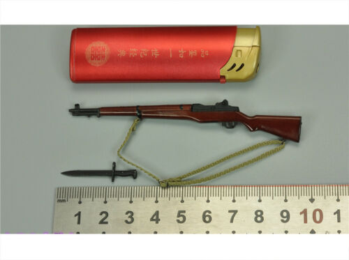 DID XA80001 1//12 Scale WWII US Army 101st Airborne Division Ryan M1 Garand Rifle