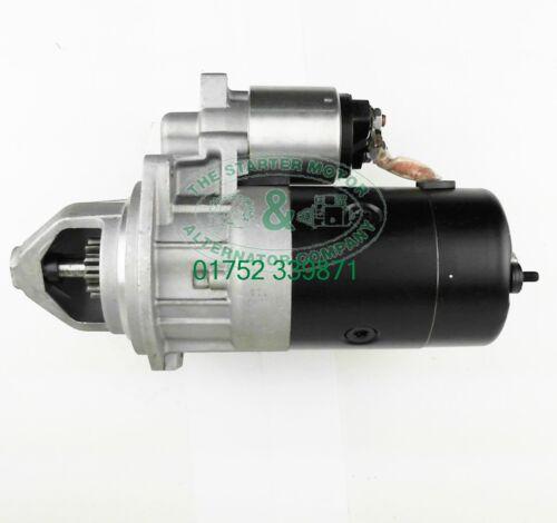 PEUGEOT J5 2.5D STARTER MOTOR S650
