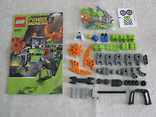 Lego 8957 Power Miners Mine Tech. 1 bag Still Sealed. Missing Rock Monster