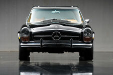 MERCEDES BENZ 280 SL PAGODA 30 x 20 LARGE POSTER / PHOTOGRAPHY