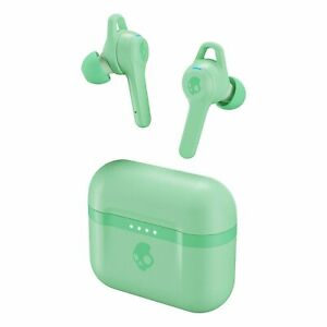 Latest Skullcandy Indy Evo Mint Wireless Earbud Dual Mic Valentine thanks gift