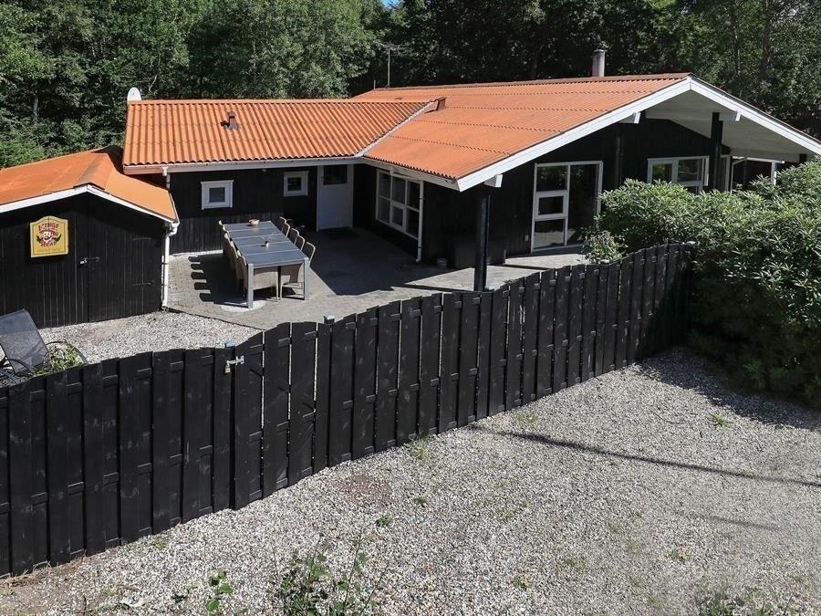 sommerhus, Fjellerup Strand, sovepladser 12