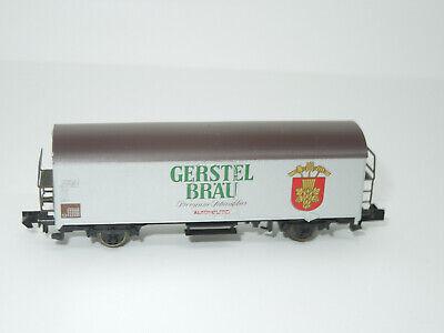 Model Railroads & Trains Generous Arnold Spur N Bierwagen Gerstel Bräu Freight Cars 250