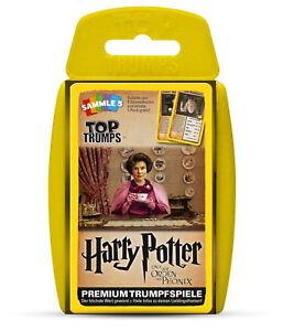 Top-Trumps-Harry-Potter-und-der-Orden-des-Phoenix-Spiel-Kartenspiel-Quartett
