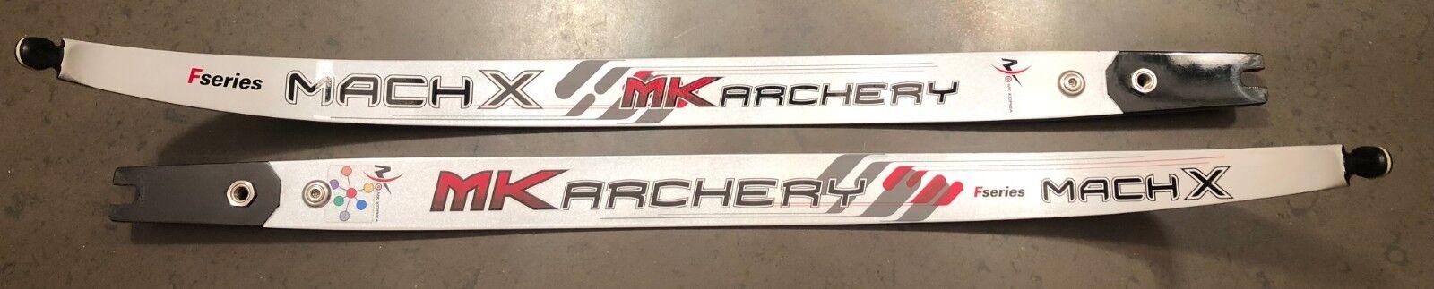 MK Korea Formula Mach X High Modulus Cochebon Foam latten   limbs 68  40 lbs