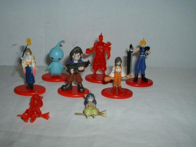 NEW SEALED Final Fantasy 8 Figurine Figure Mog Coca-Cola Vol 1 Moogle Chibi