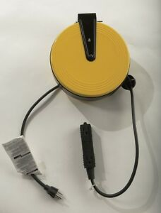 Image Is Loading Studio Ceiling Hanging Retractable Power Cord 30ft FREE