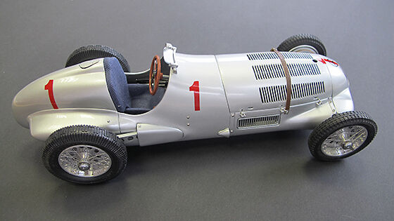 Mercedes-Benz W125, 1937 GP Donington, Ltd Ed of 1000 by CMC  M-113