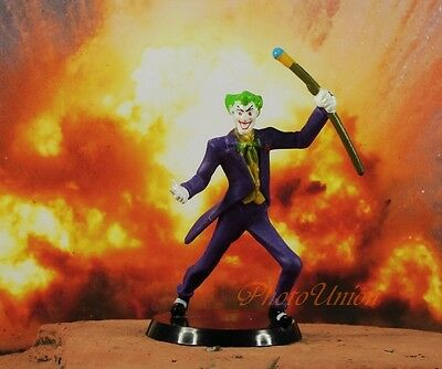 DC Comics Universe Batman Villain Joker Cake Topper Figure Model Statue K987_B