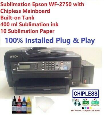 Chipless Epson