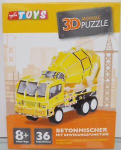 Herpa Toys 800297-003 Kipper mit Bewegungsfunktion