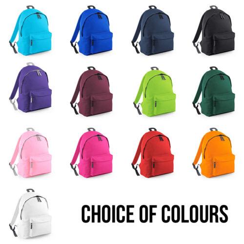 Any Name Unicorn Girls Back To School Bag #BPC9 Personalised Kids Backpack