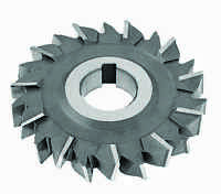 """3 x 7/32 x 1"""" HSS Side Milling Cutter - Staggered Tooth"""
