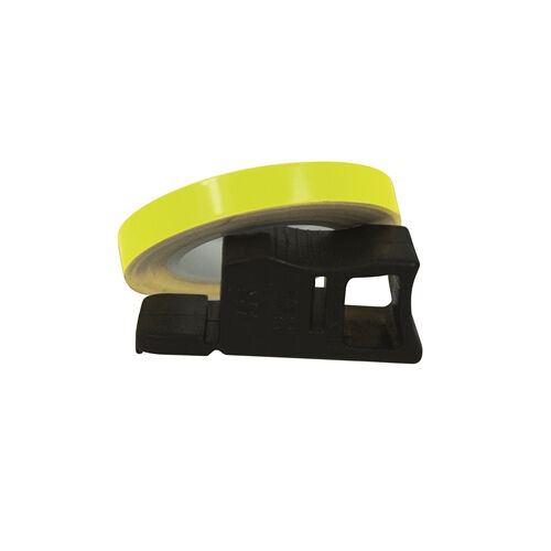 Obbiettivo Cerchi Moto Adesivi Bordo Giallo Fosforescente 17 Pollici Cerchi Strisce Ornamentali-leber Gelb Fluoreszierend 17 Zoll Felgenzierstreifen