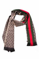 Gucci SCARF SCARVES Foulard -10% MADE IN ITALY Man Beige 1473514G7042766-