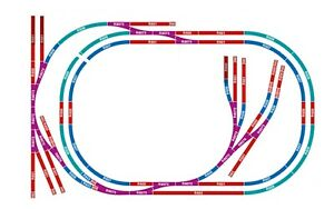 Hornby-R7276-Medium-Sized-Oval-Layout-Complete-Track-Pack-OO-Gauge