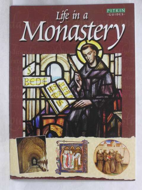 Life in a Monastery (Pitkin guides), Hebron, Stephen, Excellent Book