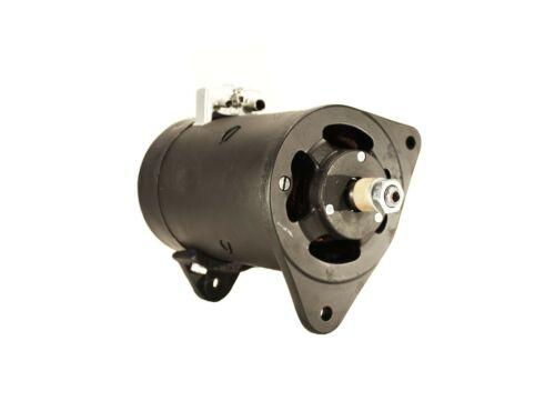 12V 500W Gleichstrom Lichtmaschine ZT300 Fortschritt E516 IFA DDR 8002.11